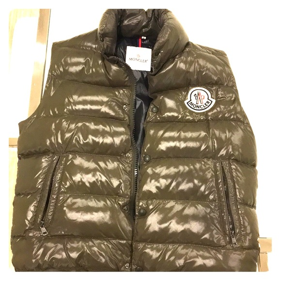 Moncler green vest metco investment realty reviews for horrible bosses
